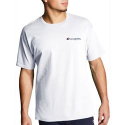 Champion Mens Classic Crew Neck T-Shirt