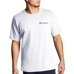 Mens Classic Crew Neck T-Shirt