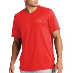 Champion Mens Solid Sport Tee