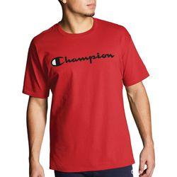 Champion Mens Classic Logo T-Shirt