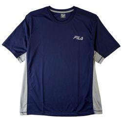 Fila Mens Performance Crew Neck Short Sleeve T-Shirt