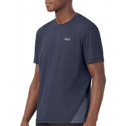 Fila Mens Nadeem Performance Crew Neck Short Sleeve T-Shirt