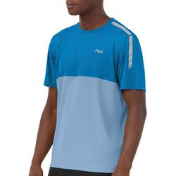 Fila Mens Jani Crew Neck Short Sleeve T-Shirt