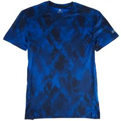 Russel Athetics Mens Tie Dye Performance T-Shirt