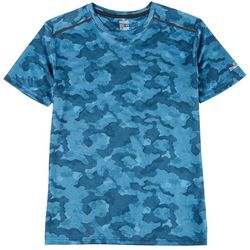 Spalding Mens Camoflage Performance T-Shirt