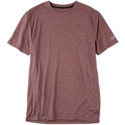 Spalding Mens Heathered Athletic T-Shirt
