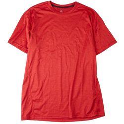 Russel Athetics Mens Marbled Crew Neck T-Shirt