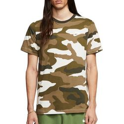Nike Mens NSW Camo Short Sleeve T-Shirt