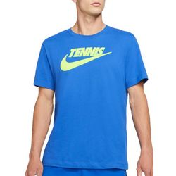 Nike Mens Logo Tennis Short Sleeve T-Shirt