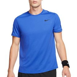 Nike Mens Dri-Fit Tennis Short Sleeve T-Shirt