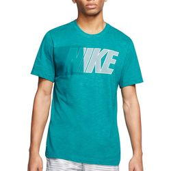 Nike Mens Dri-Fit Graphic Short Sleeve Training T-Shirt