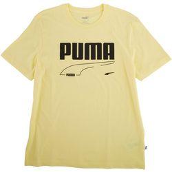 Puma Mens Rebel Graphic T-Shirt