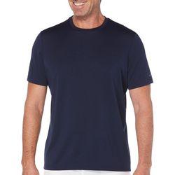 Grand Slam Mens Solid Crew Neck T-Shirt