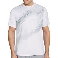Grand Slam Mens Graphic Print Short Sleeve T-Shirt