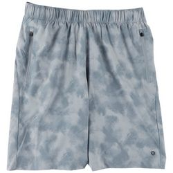 RB3 Active Mens Tie-Dye Woven Shorts