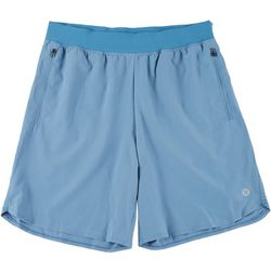 RB3 Active Mens Woven Solid Athletic Shorts