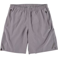 RB3 Active Mens Solid Woven  Shorts