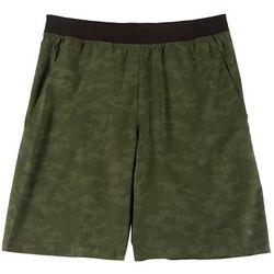 RB3 Active Mens Woven Camo Shorts