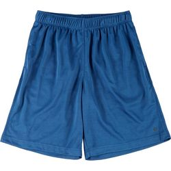 RB3 Active Mens Solid Mesh Shorts