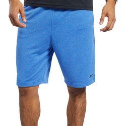 Reebok Mens Workout Ready Melange Shorts
