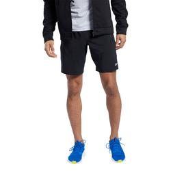 Mens Solid Workout Ready Shorts