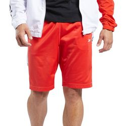 Reebok Mens Training Essentials Linear Logo Shorts