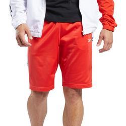 Mens Training Essentials Linear Logo Shorts
