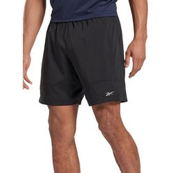 Reebok Mens Running Essentials Solid 7 Shorts