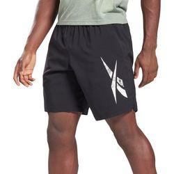 Reebok Mens Workout Ready Graphic Shorts