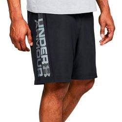 Under Armour Mens UA Graphic Wordmark Shorts