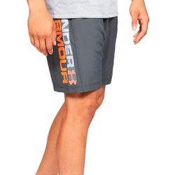 Mens UA Graphic Wordmark Shorts