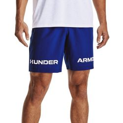 Under Armour Mens Woven Graphic Wordmark Shorts
