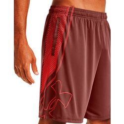 Under Armour Mens Tech Logo Graphic Shorts