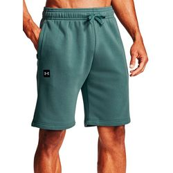 Under Armour Mens Rival Fleece Shorts