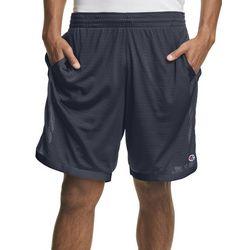 Champion Mens Solid Mesh Shorts