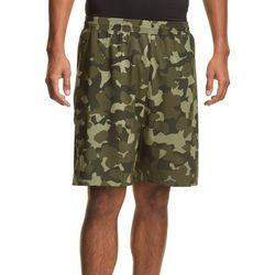Champion Mens Unlined Camo Sport Shorts