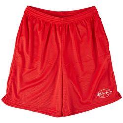 Champion Mens Classic Grap Big C Logo Shorts