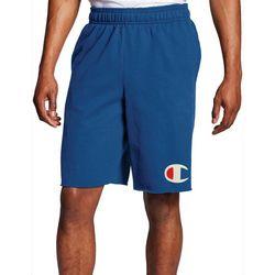 Mens Powerblend Fleece Shorts