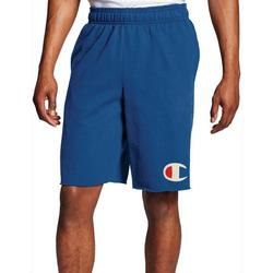 Mens Powerblend Fleece Shorts