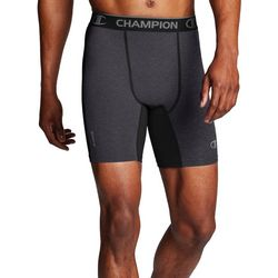 Champion Mens 6 Compression Shorts
