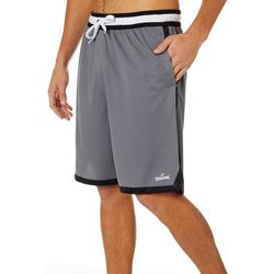 Mens Elevate Basketball Shorts