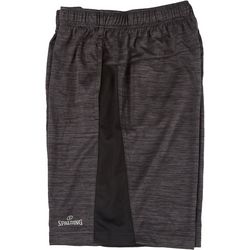 Spalding Mens 9 Block Athletic Shorts