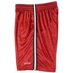 Spalding Mens Interlock Stack Shorts