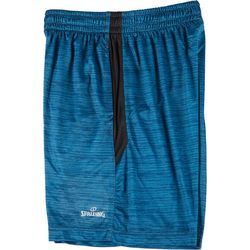Spalding Mens Interlock Speed Shorts