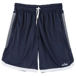 Spalding Mens Pro Performance Basketball Shorts