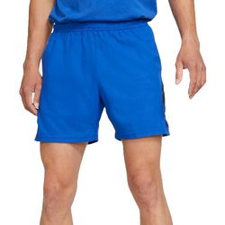 Nike Mens Dri-Fit Solid Elastic Shorts