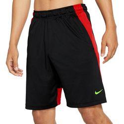 Nike Mens Hybrid Solid Elastic Shorts