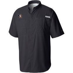 Florida State Mens Tamiami Shirt by Columbia
