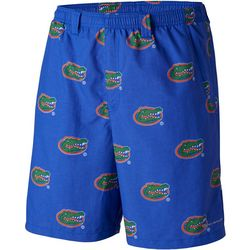 Florida Gators Mens PFG Backcast III Logo Water Shorts
