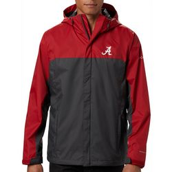 Alabama Mens Storm Jacket by Columbia